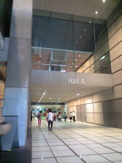 東京国際フォーラムホールA